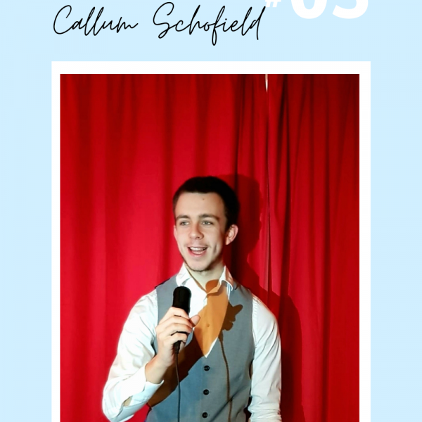 EPISODE 5: How to Find Support Through Social Media and Masculinity with Callum Schofield